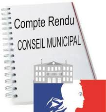image Compte-rendu municipal
